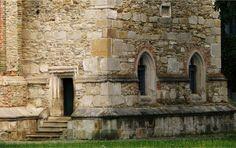 Biserica Mănăstirii Neamț (1495-1497) - detalii exterior, comuna Vânători-Neamț, satul Mănăstirea Neamț, ctitor Ștefan cel Mare
