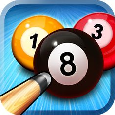 Get 8 Ball Pool 50000 coins and 200 spins free!