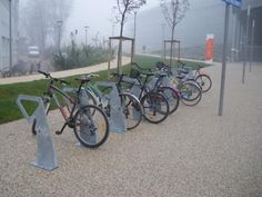 Arceau Vélo Smart CHU Dijon