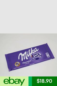 Chocolate Home & Garden Chocolate Bar Brands, Milka Chocolate, Whey Powder, Powdered Milk, Serving Size, Cocoa, Nostalgia, Germany, Marketing