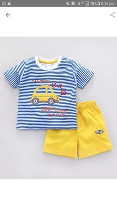 Baby Boy Clothing Sets, Baby Kids Clothes, Baby & Toddler Clothing, Little Boy Outfits, Baby Boy Outfits, Kids Outfits, Baby Boy Fashion, Kids Fashion, Kids Wear Boys