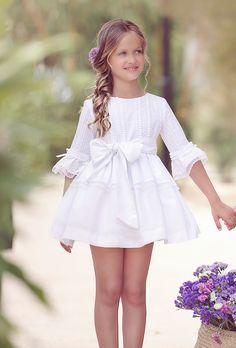Best Dress For Kids Wedding Ideas ~ Magazzine Fashion Girly Girl Outfits, Cute Little Girl Dresses, Cute Young Girl, Beautiful Little Girls, Dresses Kids Girl, Girls Party Dress, Dresses For Teens, Baby Dress, The Dress