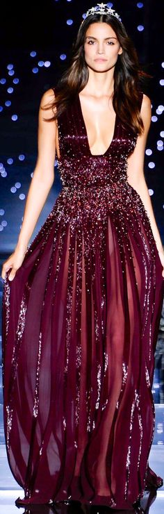 Zuhair Murad Fall 2015 Couture Collection
