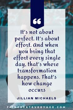 It's not about perfect. It's about effort. And when you bring that effort every single day, that's where transformation happens. That's how change occurs. #fitness #fitnessmotivation #motivationalquotes #inspirationalworkoutquotes #fitspiration #motivationalfitnessquotes #fitnessquoteswomen #motivationtoworkout #motivationtoworkoutquotes Fitness Quotes Women, Fitness Motivation Quotes, Fitness Inspiration Quotes, Singles Day, Fitspiration, Motivationalquotes, Effort, Change, Shit Happens
