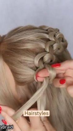 Up Hairstyles, Pretty Hairstyles, Braided Hairstyles, Hairdos, Hair Up Styles, Natural Hair Styles, Cut Her Hair, Hair Cuts, Hair Health
