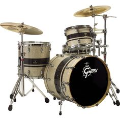 Gretsch Drums Gretsch Renown Mod Shell Pack - This may not exist anymore. But it reminds me of a bowling alley and I love it.