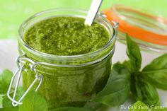 Fresh Herb Chimichurri Sauce