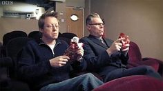 Simon Mayo & Mark Kermode - The Film Programme on BBC5-Live - The Wittertainment Code of Conduct
