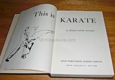 This Is Karate by Masutatsu Oyama (1965, Hardcover)