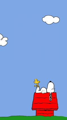 Snoopy and Woodstock Snoopy The Dog, Snoopy Love, Snoopy And Woodstock, Cute Wallpaper Backgrounds, Cute Cartoon Wallpapers, Cool Wallpaper, Snoopy Images, Snoopy Pictures, Snoopy Wallpaper