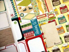 Note to self scrapbook kit for only $9 from Scrapbook Circle