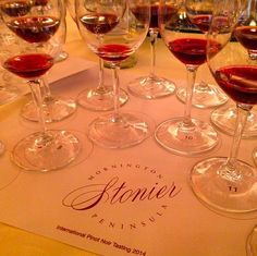 Perfectly timed for my #pinotlosophy month. Thank you Stonier Wines for launching SIPNOT in Hong Kong for the inaugural International Pinot Noir Tasting today. Humbled to be a panelist today along with Mike Symons and Jeannie Cho Lee MW.
