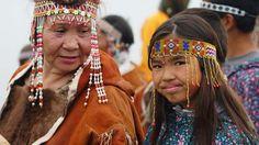 Koryak people of Siberia