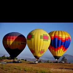 Temecula Hot Air Ballon