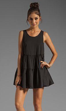 Lovers + Friends Angel Dress in Black | REVOLVE
