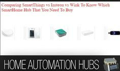 7 Best SmartThings images | Smart Home, Smart home