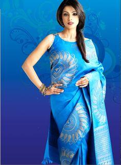 kanjivaram silk saree collection