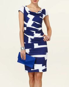 Phase Eight   Women's Dresses   Annie Abstract Dress