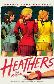 HEATHERS: THE MUSICAL #offbroadway