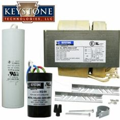 Known for dependability and superior efficiency, Keystone's high intensity discharge (HID) ballasts are perfectly suited for even the most demanding HID lighting applications