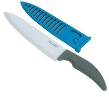 Jaccard Ceramic 8-Inch Chef's Knife. Available at OurPamperedHome.com