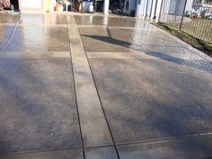 Premier Concrete's Driveways