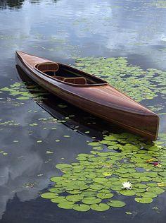 MicroBootlegger Двойное Весло Каноэ Планы | Кайра Каяки - Небольшие Деревянные Лодки Конструкции