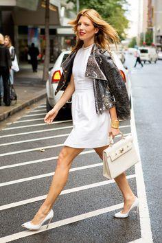 Australian Fashion Week street style inspiration (Vogue.com UK)