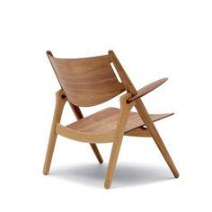 Easy Chair by Hans Wegner for Carl Hansen