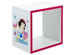 Deixe o quarto da sua princesinha mais lindo ainda com esse cubo decorativo!