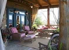www.helpusell-properties.com Luxury Log Home