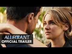 """The Divergent Series: Allegiant Official Trailer – """"The Truth Lies Beyond"""" - YouTube"""