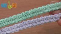 Crochet Romanian Lace Tutorial 48