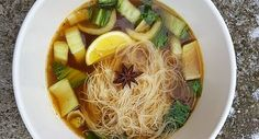 supa vietnameza pho Pho, Ramen, Japanese, Vegan, Ethnic Recipes, Japanese Language, Vegans