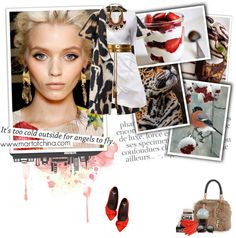 """""""It is not Spring yet (Vienna)"""" by punnky ❤ liked on Polyvore"""