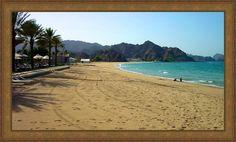 Al Bustan Palace beach