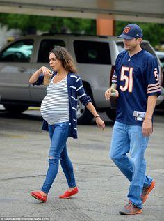cutest pregnant woman ever!!!