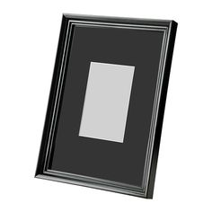EKETÅNGA Frame IKEA PH-neutral mount; will not discolour the picture. Can also be used without mount, to take a larger picture.