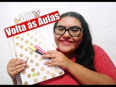 DIY VOLTA ÁS AULAS | Gabriele Gomes