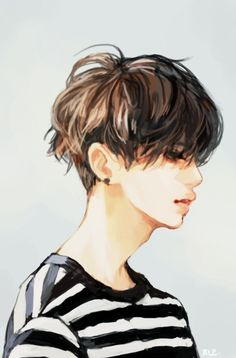kpop, anime style, and cute image