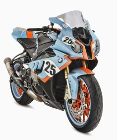 Gulf racing motorcycles | wunderlich-curare-bmw-s1000rr-gulf-oil-6