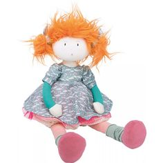Pop Adèle Les Coquettes - Moulin Roty #doll #moulinroty #littlethingz2