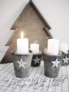 Candles for Christmas# Noel Christmas, Christmas Candles, Rustic Christmas, Winter Christmas, Christmas Crafts, Modern Christmas, Advent Candles, Scandinavian Christmas, Merry Xmas