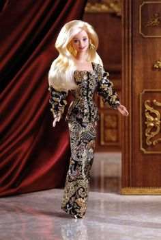 Christian Dior Barbie Doll