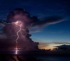 Paul Cole  Thunderstorm