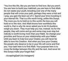 Accepting Allah's Qadr