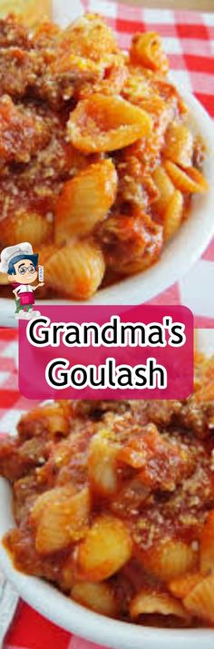 Grandma's+Goulash Spinach Stuffed Mushrooms, Spinach Stuffed Chicken, Crustless Broccoli Quiche, Thin Sliced Chicken, Hamburger Stew, Real Food Recipes, Yummy Food, Slow Cooker Meatloaf, Pineapple Chicken