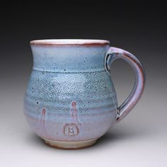 handmade pottery mug beer stein ceramic cup by rmoralespottery