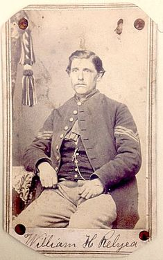 """Some of the boys never got over that night,"" 16th Connecticut private William Relyea wrote of the evening his regiment had to sleep outside during a rainstorm in Arlington Heights, Va. (Photo: Connecticut State Library archives)"