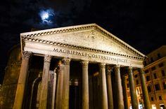 The Pantheon, Rome by Ksenya Keren Melnikov Time Travel, Places To Travel, Places To See, Places Ive Been, Beautiful World, Beautiful Places, Plan My Trip, Empire Romain, Southern Italy